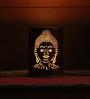 Height of Designs Brown Iron Budha Night Light
