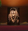 Height of Designs Gold Iron Sai Night Light