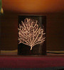 Height of Designs Gold Iron Tree Night Light