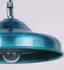 Height of Designs Green Iron 40 W LED Pendant