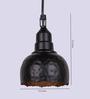 Height of Designs Black 40W LED Pendant Light