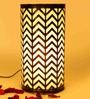 Height of Designs ZIG ZAG Table Lamp