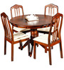 Helena Four Seater Dining Set by Evok