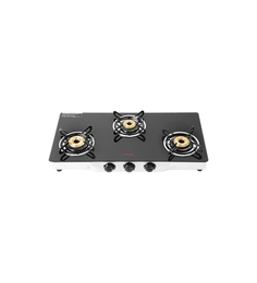 Hindware Armo GL-3B-AI 3 Burner Auto Ignition Cooktop