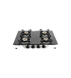 Hindware Armo-GL4B 4 Burner Glasstop Cooktop