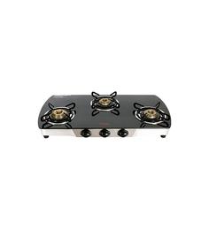 Hindware Primo GL-3B 3 Burner Glasstop Cooktop
