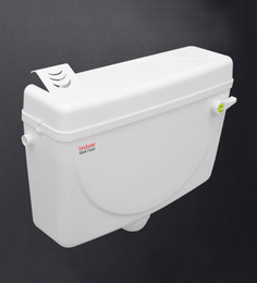Hindware Sleek PVC Flush Cistern