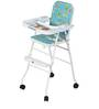 High Chair in Green Colour by Sunbaby