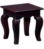 Kent Set of Tables in Passion Mahogany Finish by Amberville