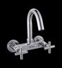 Hindware Axxis Chrome Brass Mixer (Model: F120020Cp)