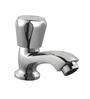 Hindware Chrome Brass Basin Tap (Model: F330001CP)
