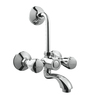 Hindware Chrome Brass Mixer (Model: F330020CP)