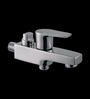 Hindware Element Chrome Brass Bath Tap (Model: F360005Cp)