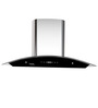Hindware Nevio Stainless Steel 90 cm Auto Clean Hood Chimney