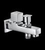 Hindware Rubbic Chrome Brass Bath Tap (Model: F190017Cp)