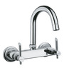 Hindware Immacula Silver Brass Swivel Spout Sink Mixer