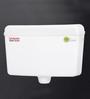 Hindware White PVC Sleek Smart Flush Cistern