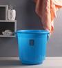 Hindz Plast Plastic 16 L Sky Blue Bucket