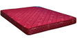 Horizon King Size Bonnell Spring Mattress in Maroon Colour by Nilkamal