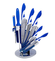 Home Belle Exclusive Stainless Steel Knife Set - Set Of 8 - 1498006