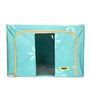 Home Creations Multi Utility Polyester Blue 15 L Storage Box