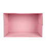 Home Creations Multi Utility Polyester Pink 10 L Storage Box