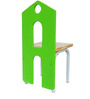 Home Kids Chair in Green Colour by KuriousKid