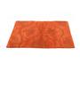 Homefurry Oranges Cotton 20 X 32 Inch Bath Mat