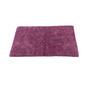 Homefurry Purples Cotton 20 X 32 Inch Bath Mat