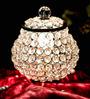 Homesake Transparent Crystal Cauldron Table Lamp