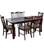 Parker Solidwood Six Seater Dining Set by HomeTown