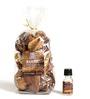Hosley Sandalwood Dried Leaves Potpourri Bag