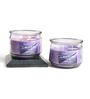 Hosley Lavender Scented Double Wick Purple Jar Candle