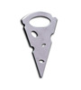 Hot Muggs Say Cheese Stainless Steel Bottle Opener