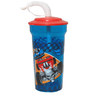 Hot Wheels Sports Sipper 500 Ml (BPA Free) by Only Kidz (Set of 2)