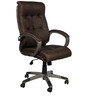 Hugo Executive High Back Chair in Black Colour by HomeTown