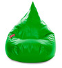 HumBug Bean Bag (Cover Only) XXL size in Parrot Green Colour by Style Homez