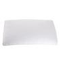 Hush Firm White Cotton Pillow