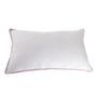Hush Soft White Polyester Pillow