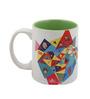 I for India Graffiti 350 ML Coffee Mug by Imagica