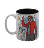 I Want My Coffee Mogambo 350 ML Coffee Mug by Imagica