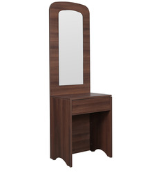 Imperial Dressing Table in Brown Colour by Pine Crest
