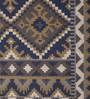 Imperial Knots Multicolour Wool 96 x 60 Inch Turkish Kilim Are Rug