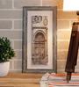 Importwala Multicolour Ceramic Post Tile Wall Frame