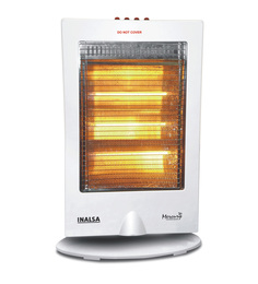 Inalsa Mercury 1200-Watt Halogen Room Heater