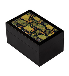 India Circus Legend of The Backwoods MDF Multicolour Small Storage Box