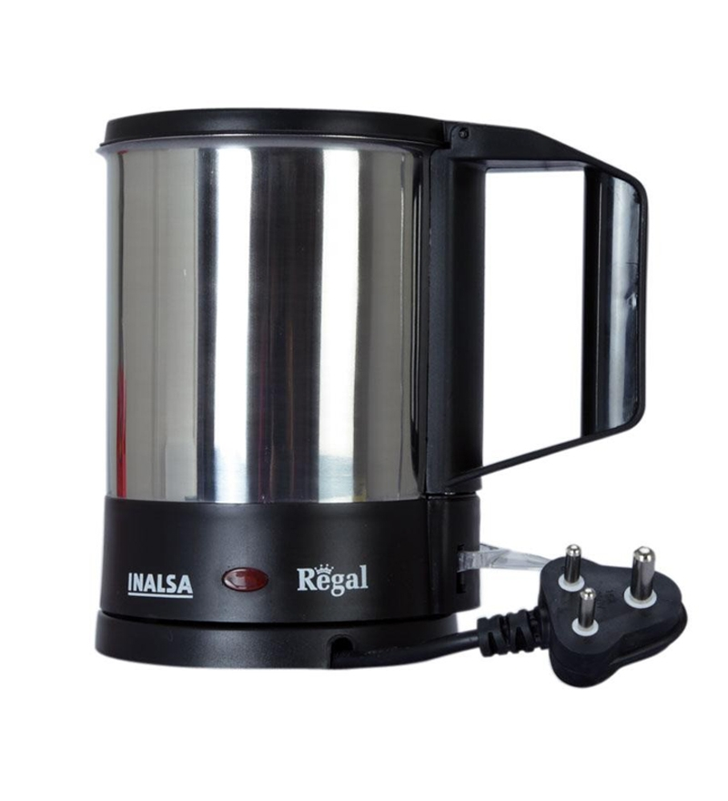 Inalsa Regal 1L Electric Kettles (White)
