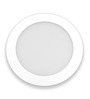 Inddus Round Neutral White 12W LED Flat Panel Light
