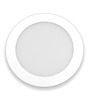 Inddus Round White 12W LED Flat Panel Light