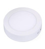 Inddus Round White 12W LED Surface Panel Light